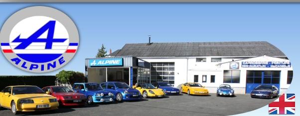 Garage alpine renaut hamelin france tours 37 jou les for Garage renault la tour d aigues