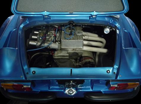 Garage Hamelin Alpine Renault Et Ferrari R 233 Novation